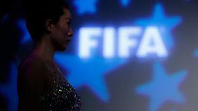 Unter den Fifa-Sponsoren wird jetzt auch Chinesisch gesprochen.