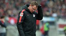 Grippewelle, Ackerplätze, Torchancen: RB Leipzig verliert den Aufstiegsrhythmus