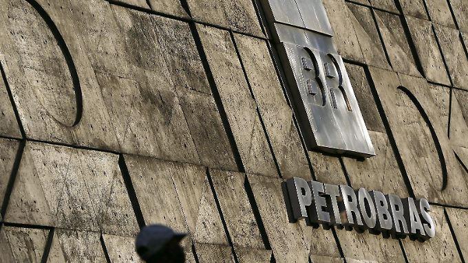 Kämpft mit den Folgen des Korruptionsskandals: der staatlich kontrollierte Erdölkonzern Petrobras