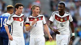 Mit der Nationalmannschaft hat Antonio Rüdiger beinahe alles erreicht. Der EM-Titel fehlt noch.