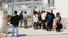 Flüchtlinge nach Griechenland: EU leitet Rückkehr zum Dublin-Verfahren ein