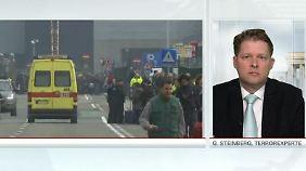 """Terrorismusexperte zu Terror in Europa: """"Die Situation in Brüssel ist auch für Deutschland gefährlich"""""""