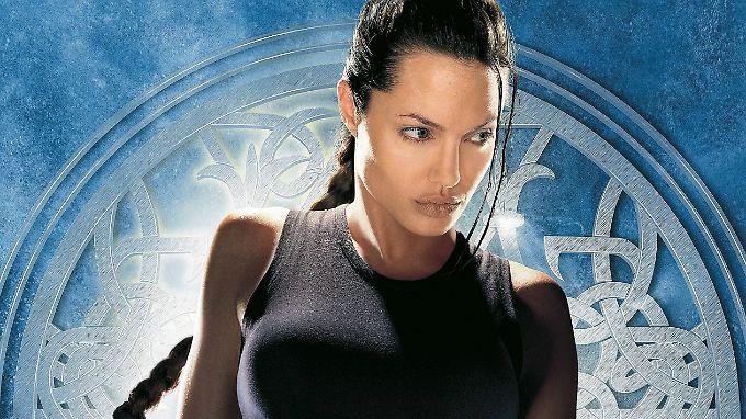 Die Rolle der Lara Croft bedeutete für Angelina Jolie den internationalen Durchbruch.