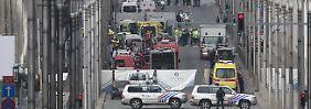 Anschläge in Brüssel: Was man derzeit weiß