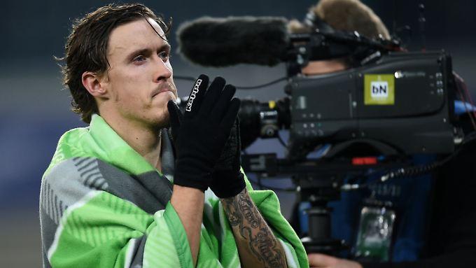 Max Kruse steht beim VfL Wolfsburg nicht unmittelbar vor dem Rauswurf, aber dennoch am Scheideweg seiner Karriere.
