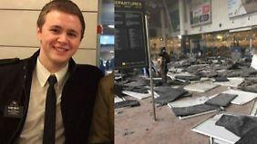 Es ist eine fast unglaubliche Geschichte: Mason Wells überlebte drei Anschläge.