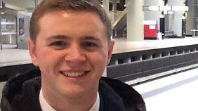 In Brüssel schwer verletzt: 19-Jähriger US-Amerikaner ist bei drei Attentaten dabei