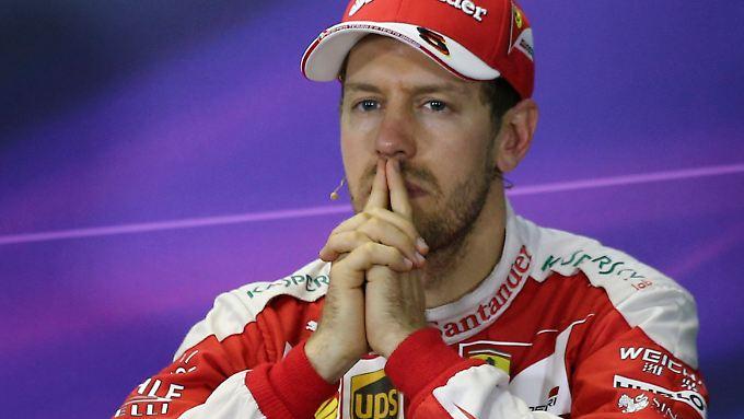 Sebastian Vettel und seine Formel-1-Kollegen sind unzufrieden mit den Regelhütern und ihren Experimenten.