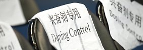 Doping ja, Vertuschung nein: Chinesen sollen Proben verheimlicht haben