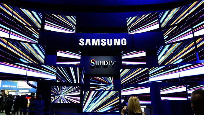 Sinkende Gewinne und fehlende Umsatzbringer machen Samsung zu schaffen.