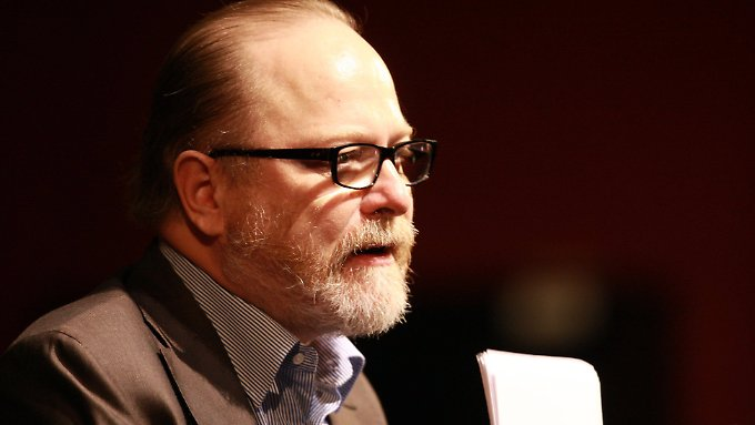 Er ruht nicht, bis das Lösegeld gefunden ist: Jan Philipp Reemtsma.