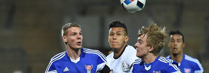 Nur die Gruppenersten qualifizieren sich für die U21-EM in Polen im kommenden Jahr.