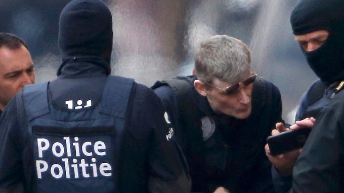 Seit den Anschlägen vom Dienstag durchsuchte die belgische Polizei zahlreiche Wohnungen in Brüssel.