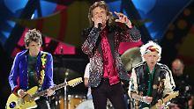 """""""Die Zeiten ändern sich"""": Rolling Stones rocken auf Kuba"""