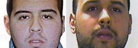 Einer fehlt noch: Die identifizierten Terroristen