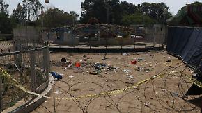 Terroranschlag in Pakistan: Selbstmordattentäter sprengt sich nahe Spielplatz in die Luft