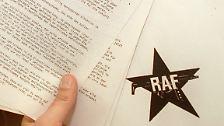 """Am 13. April 1992 geht im Bonner Büro der Nachrichtenagentur AFP ein fünfseitiges Schreiben ein. Darin räumen die Autoren frühere Fehler ein und kündigten an, daß der """"Guerilla-Kampf"""" in einem """"Prozess des Aufbaus"""" nicht mehr im Mittelpunkt stehen könne. Kernaussage des Briefes ist der Verzicht auf Mordanschläge gegen führende Repräsentanten aus Staat und Wirtschaft."""