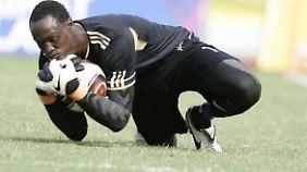 Ugandas Fußball-Verband trauert um Abel Dhaira.