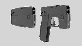 """Smartphones sind überall"": Smartphone-Pistolen bald auch?"