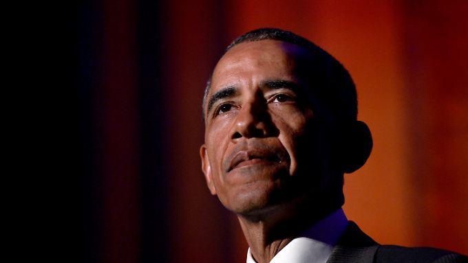 Das Vorgehen der Türkei gegen Kurden im syrischen Bürgerkrieg macht US-Präsident Obama Sorgen.
