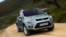 Auch gebraucht gut und günstig: Ford Kuga hat fast keine Macken