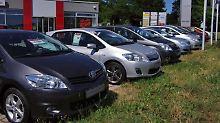 Ausnahme bestätigt die Regel: Rabatte beim Neuwagenkauf gehen zurück