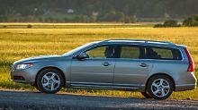 Schwedenstahl mit klarer Kante: Volvo V70 ist ein sicherer Dauerläufer