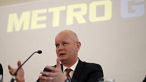 Überraschung für Anleger: Metro plant Aufspaltung in zwei Unternehmen