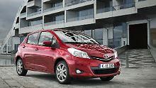 Auch gebraucht zuverlässig: Toyota Yaris hat seine Qualitäten