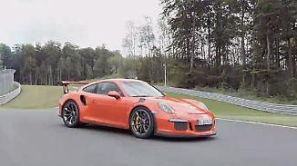 """""""Der Klang ist wirklich für Große"""": Tim Schrick gibt dem Porsche 911 GT3 RS die Sporen"""