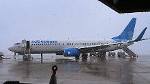 Umgerechnet 13 Euro zahlt der Fluggast von Memmingen nach Moskau im besten Fall.