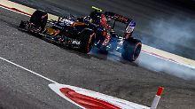 Déjà-vu für Hamilton und Rosberg?: Das wird bei Bahrains Nachtrennen wichtig