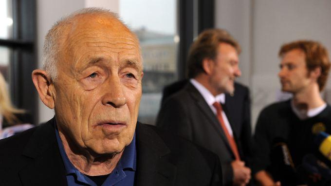 Video: Geißler rügt Stuttgart-21-Vorgehen