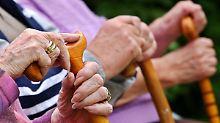 Es wird nicht reichen: Junge Union zettelt Renten-Debatte an