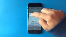 Siri kann nicht dichthalten: iPhone gibt Kontakte und Fotos preis