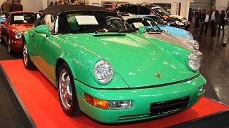 """Investieren in nostalgische Autos: Das ist bei """"Goldtimern"""" zu beachten"""