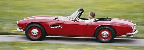 Der BMW 507 war damals ein Flop. Heute kostet er im perfekten Zustand zwei Millionen Euro.