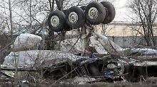 Flugzeugabsturz wird neu untersucht: Kaczynski erlaubt Exhumierung des Bruders