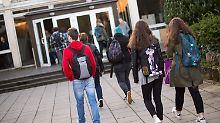 """Gegen den """"sozialen Jetlag"""": Gymnasium führt Gleitzeit ein"""