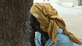 Das Leid der Boko-Haram-Opfer: Wenn Frauen ihre Babys nicht ansehen können