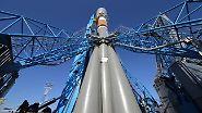 Jahrhundertprojekt Wostotschny: Russland eröffnet neuen Weltraumbahnhof