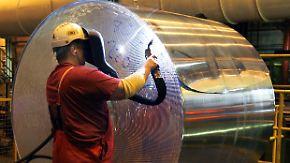 Gewinn und Umsatz gehen zurück: Alcoa leidet unter niedrigen Aluminiumpreisen