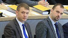 Kritik an Landeschef Poggenburg: AfDler haben keine Lust auf Neonazis
