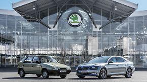 Seit 25 Jahren beim VW-Konzern: Skoda mausert sich vom Ostauto zur globalen Marke