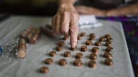 Beängstigende Aussichten: Jedem zweiten Rentner droht in Zukunft Altersarmut