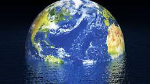 Zig Millionen Menschen weltweit sind vom steigenden Meeresspiegel bedroht. (Symbolbild)