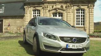 Wandler zwischen den Welten: Hält der Volvo V60 Cross Country, was sein Name verspricht?