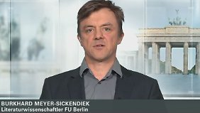 """Satire-Experte zur Causa Böhmermann: """"Das ist eine heikle Lage, in die Merkel sich da gebracht hat"""""""