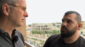 Dirk Emmerich vor Ort in Damaskus: Rückkehrer fühlt sich in Syrien sicherer als in Europa