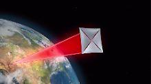 Mit Super-Lasern zu den Sternen: Zehn Fragen zu Hawkings Mini-Raumschiffen